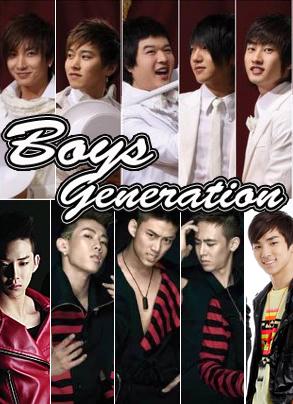 boys generation