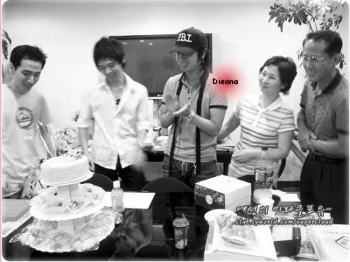 yesung family